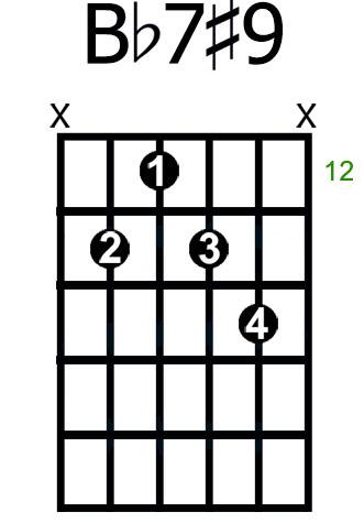 Bb7#9